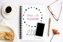 Load image into Gallery viewer, 2019 Whole Life Planner