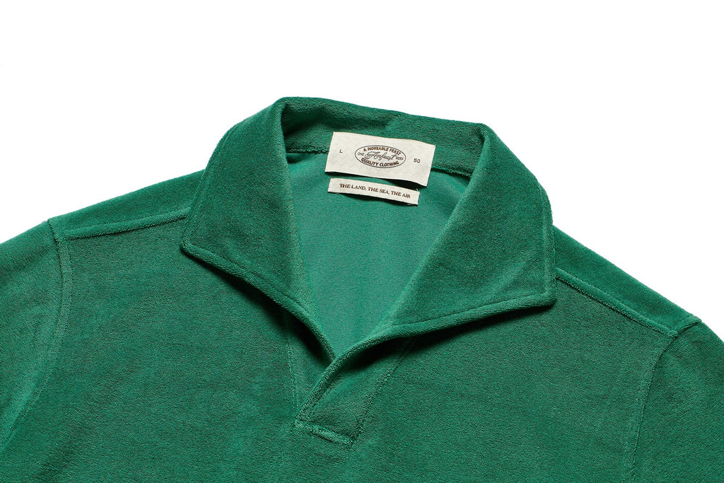 2019 SS AMFEAST SIGNATURE TERRY POLO
