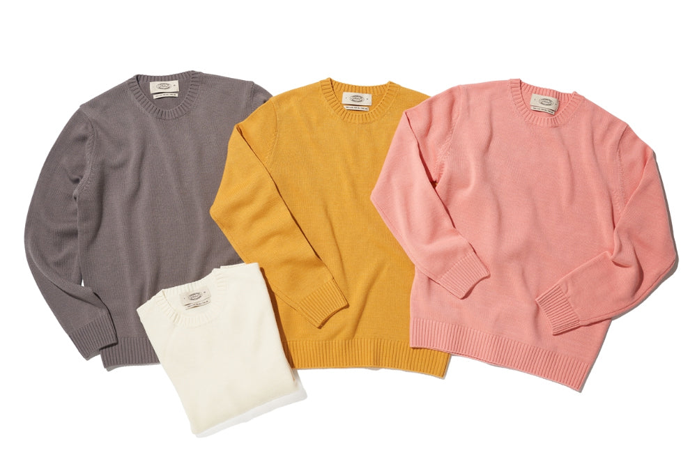 19 FW [BASIC SWEATER]