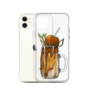 "Monster Milkshake ""The Ranger"" - Caramel Apple - iPhone Case"
