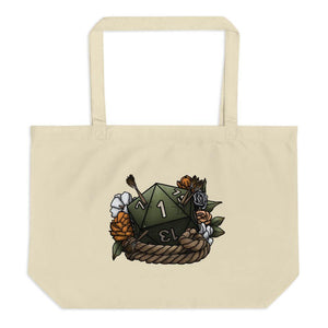 Poison Dart Trap Natural 1 Oversized Tote Bag