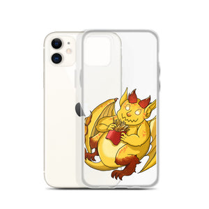 French Fries Food Fiend iPhone Case
