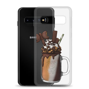 "Monster Milkshake ""The Barbarian"" - Peanut Butter - Samsung Case"