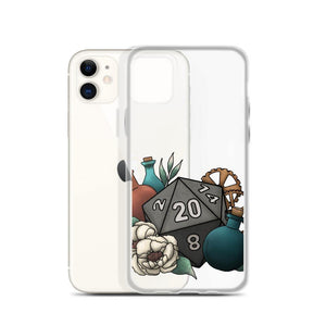 Artificer Class D20 iPhone Case - D&D Tabletop Gaming