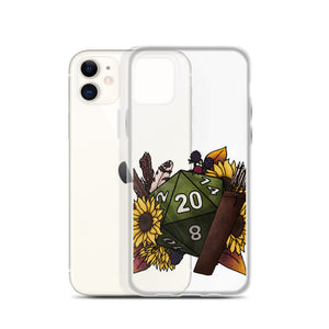 Ranger Class D20 iPhone Case - D&D Tabletop Gaming