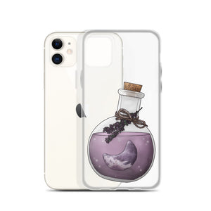 Potion of Sleep iPhone Case