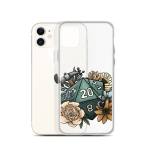 Cleric Class D20 iPhone Case - D&D Tabletop Gaming