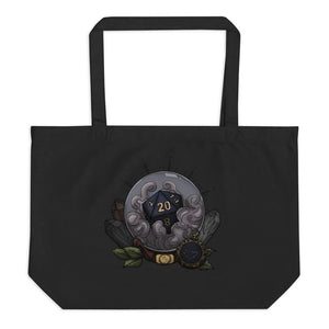 Capricorn D20 Oversized Tote Bag