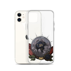 Aries D20 iPhone Case