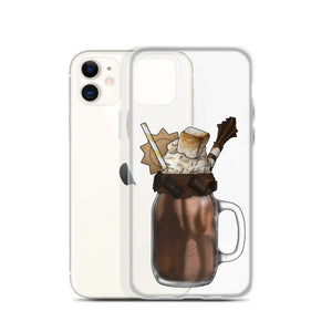"Monster Milkshake ""The Cleric"" - S'mores - iPhone Case"