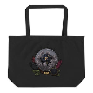 Scorpio D20 Oversized Tote Bag