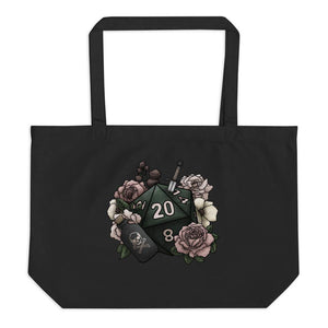 Rogue Class D20 Oversized Tote Bag