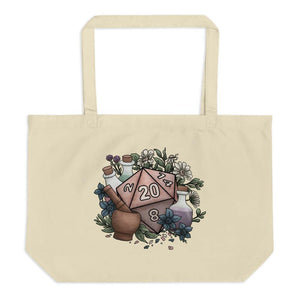 Alchemist D20 Oversized Tote Bag