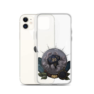 Aquarius D20 iPhone Case