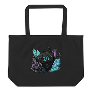 Mystic Class D20 Oversized Tote Bag