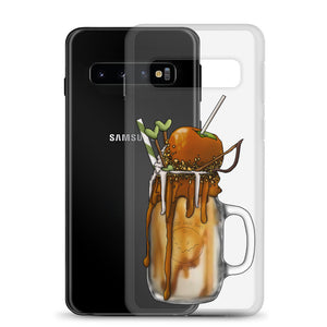 "Monster Milkshake ""The Ranger"" - Caramel Apple - Samsung Case"