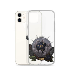 Capricorn D20 iPhone Case