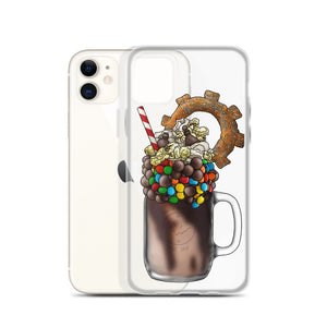 "Monster Milkshake ""The Artificer"" - Movie Snacks - iPhone Case"