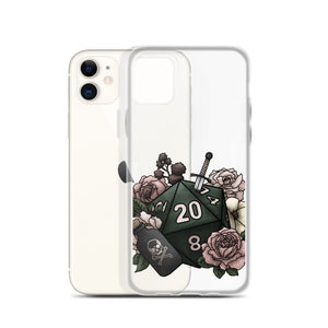 Rogue Class D20 iPhone Case - D&D Tabletop Gaming