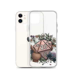 Alchemist D20 iPhone Case - D&D Tabletop Gaming