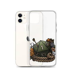 Poison Dart Trap Natural 1 iPhone Case
