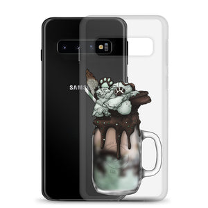 "Monster Milkshake ""The Druid"" - Chocolate Mint - Samsung Case"