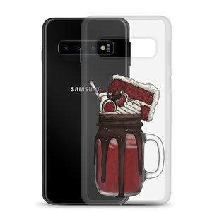 "Monster Milkshake ""The Sorcerer"" - Red Velvet - Samsung Case"