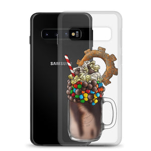 "Monster Milkshake ""The Artificer"" - Movie Snacks - Samsung Case"