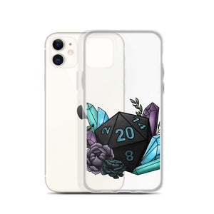 Mystic Class D20 iPhone Case - D&D Tabletop Gaming