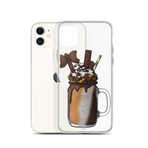 "Monster Milkshake ""The Barbarian"" - Peanut Butter - iPhone Case"