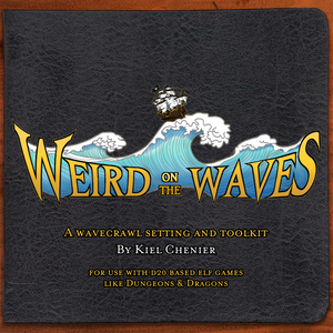 Weird on the Waves - Cross-Compatible