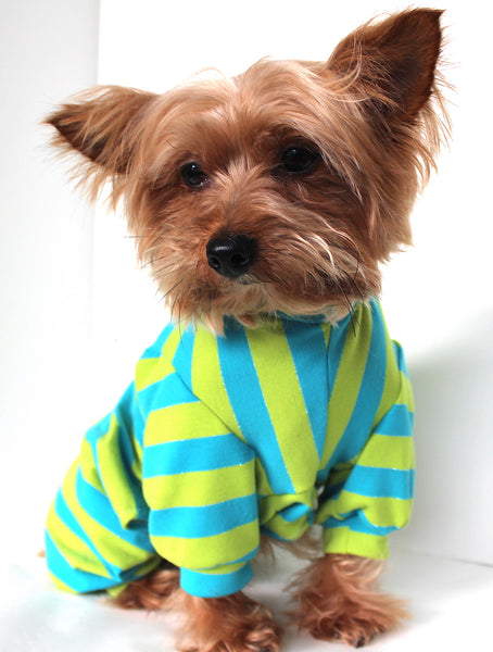 Sizing for Onesies and Pajamas for your Dog