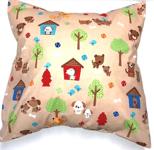 Dog Throw Pillow Case Cover, 16
