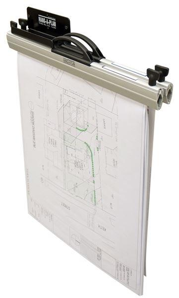 Arnos A1 A2 Hang-A-Plan binders for holding large drawings