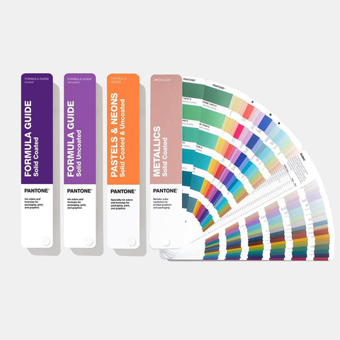 Pantone GP1605A Solid Guide Set