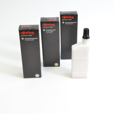 S0216550 Rotring White 23ml Drawing Ink