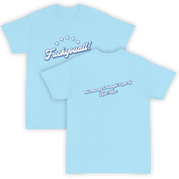 """Fuckyouall!"" T-Shirt - Assorted Colours"