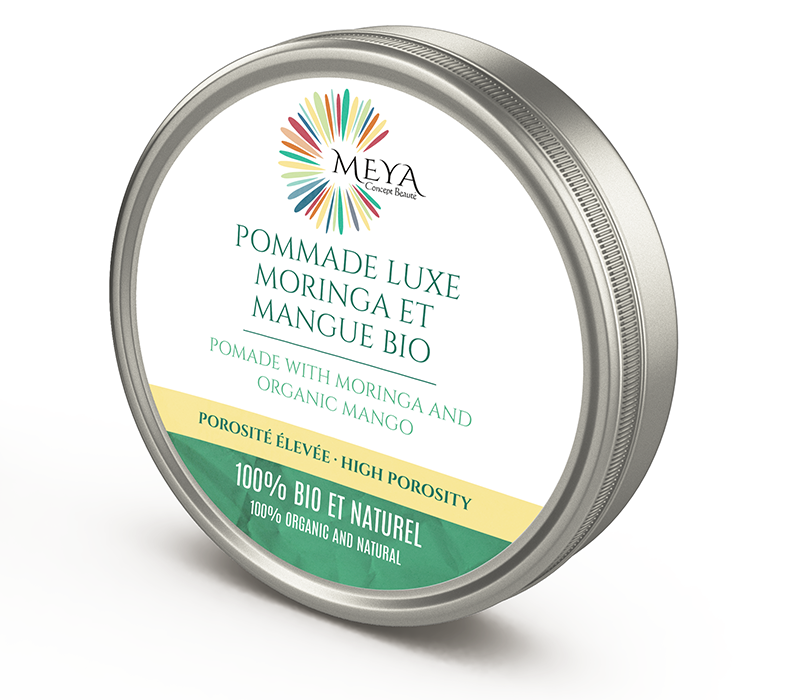 <transcy>LUXURY POMADE Organic Moringa and Calendula&nbsp; for HIGH POROSITY 90g</transcy>
