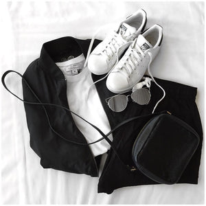 READY FOR ANYTHING AND EVERYTHING: HOW TO SPORT-CHIC