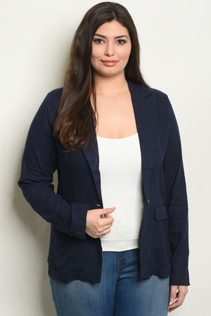 Womens Plus Size Jacket - All Yoga Pants