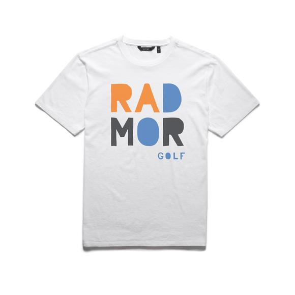 Men's Maxwell Black Players Tee RADMOR