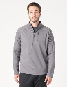 Men's Denali 1/4 Zip Smoke Grey