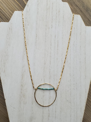 Mana Horizon Necklace