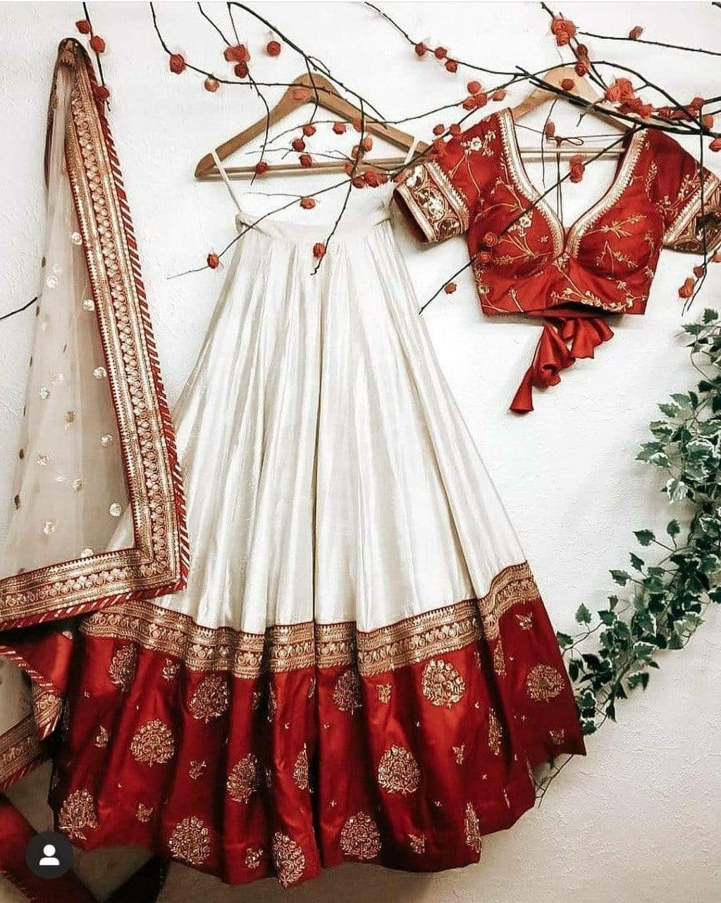 Beautiful New Wedding Special Work Lehengas Choli With Dupatta