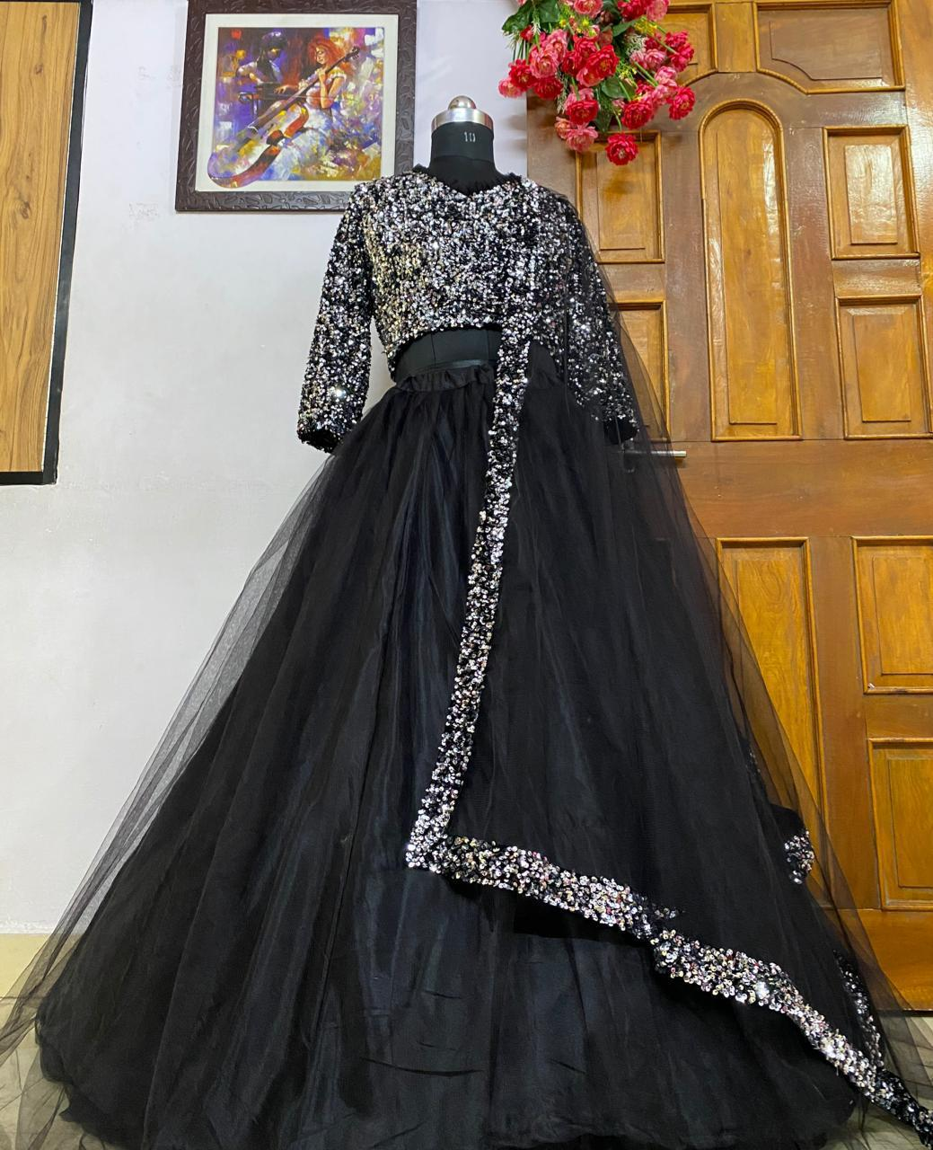 SE designer lehenga EianayaCollection Presents Stylish Designer Lehnega in Superior Quality