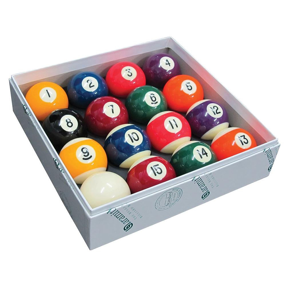Aramith Standard Pool Ball Set - SPORTS DEAL