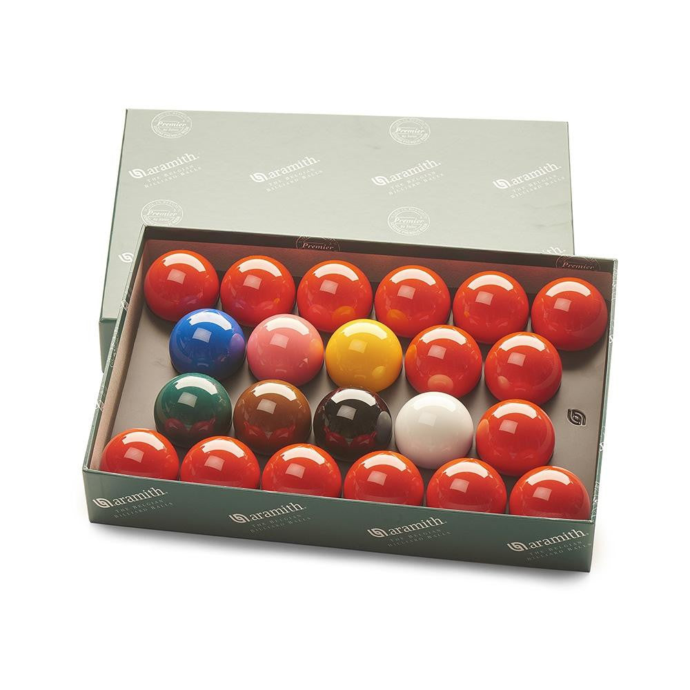 "Aramith Super Snooker 2 1/16"" (22) Balls Set - SPORTS DEAL"