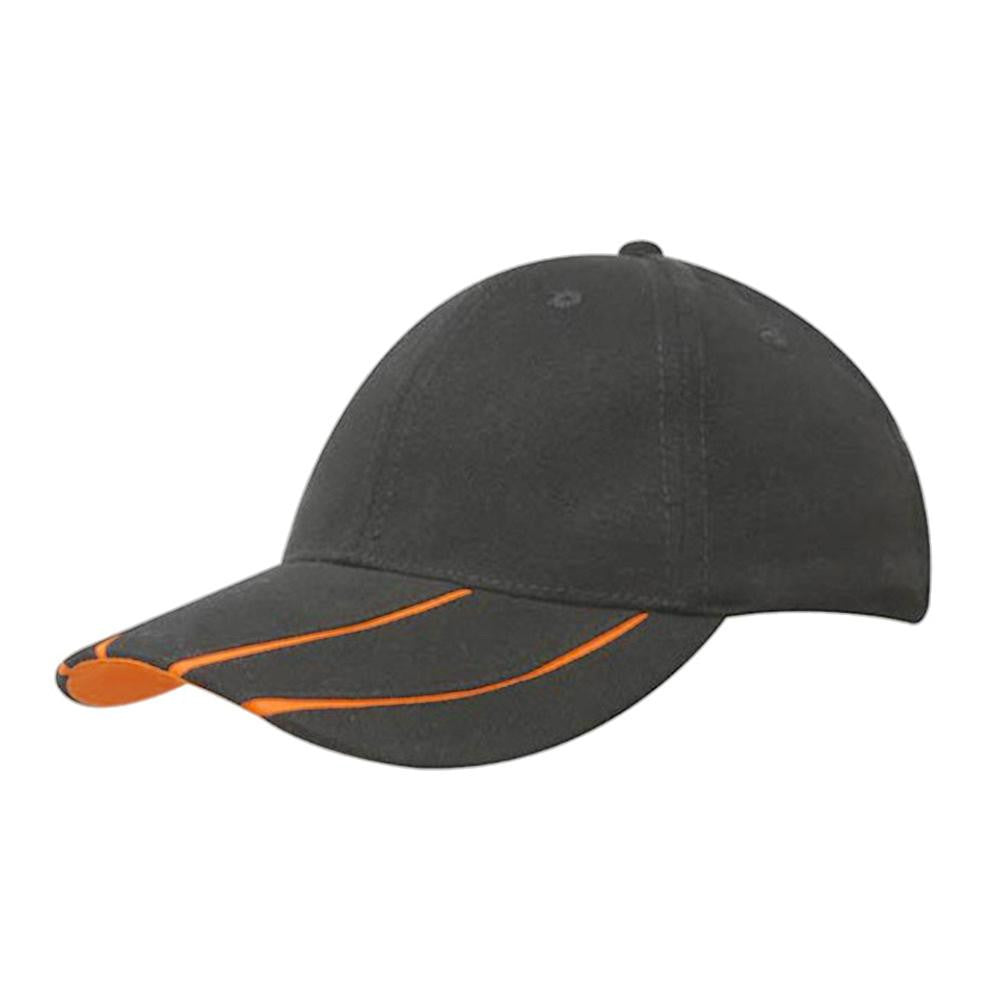 Hi-Vis Sports Two-Tone Peak Cap