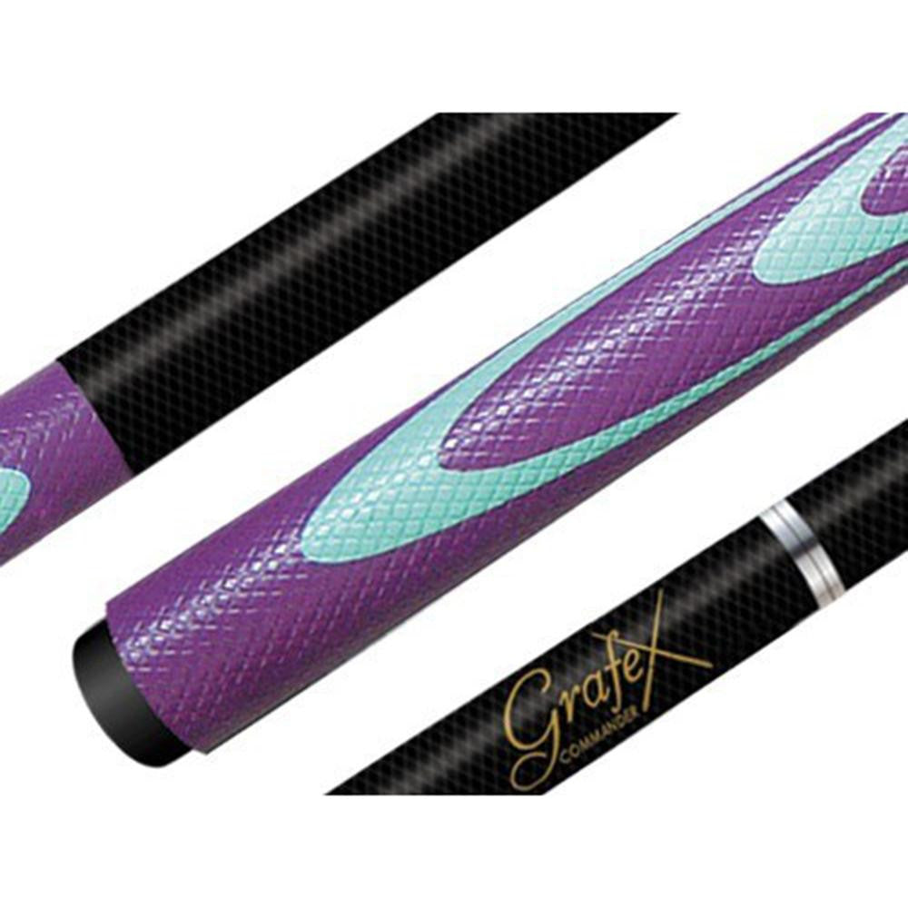 Grafex Commander Graphite 8 Ball Pool Cue - SPORTS DEAL
