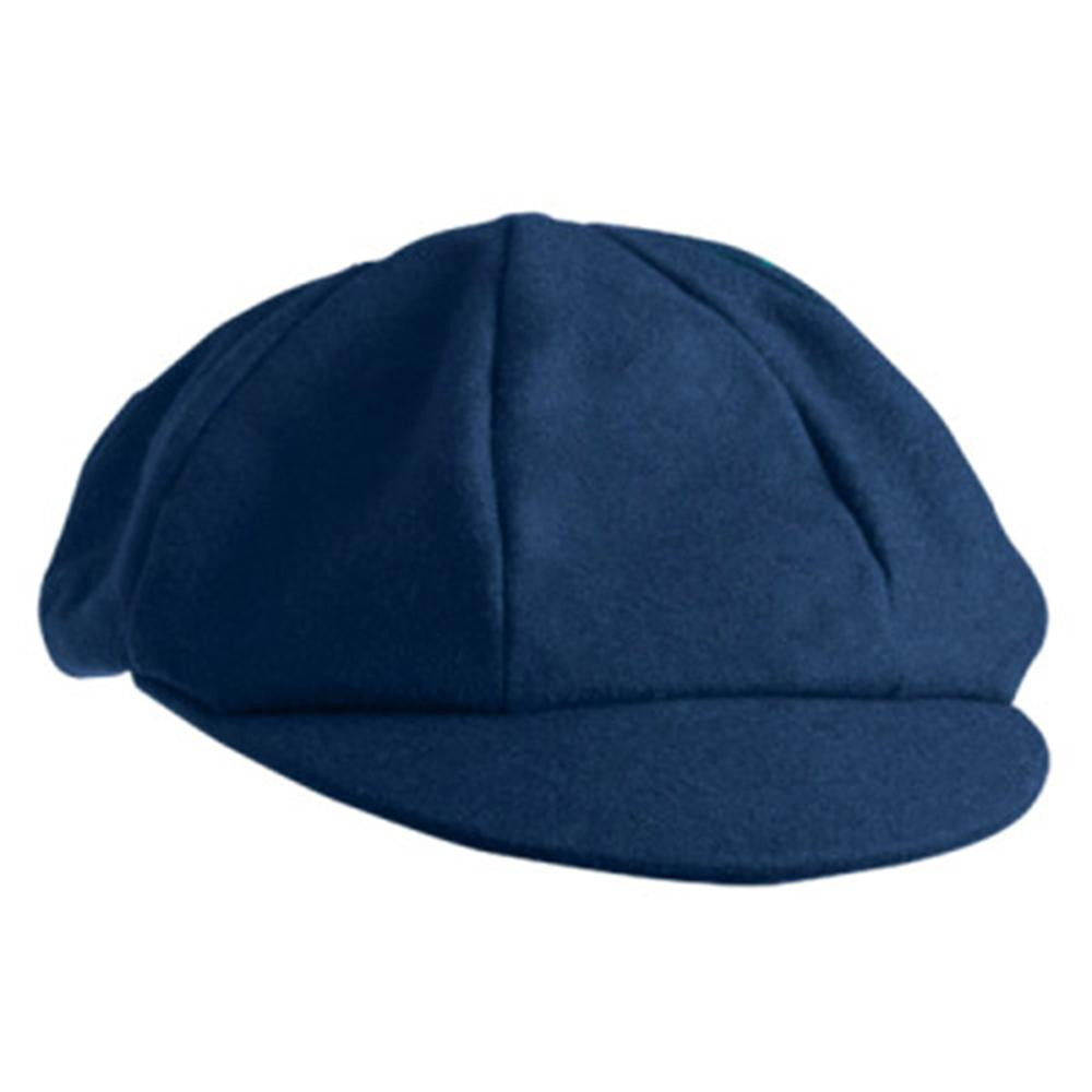 Hand Crafted Baggy 8 Panel Plain Cap - SPORTS DEAL